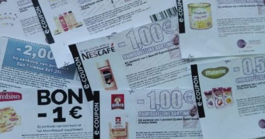e coupon bonnen